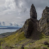 Old Man of Storr and the Cathedral