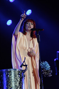 Florence and the Machine @ Isle of Wight Festival 2010