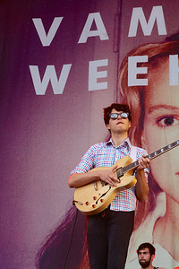 Vampire Weekend @ Isle of Wight Festival 2010