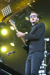 The Editors @ Isle of Wight Festival 2010