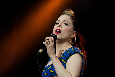 Imelda May @ Isle of Wight Festival 2011