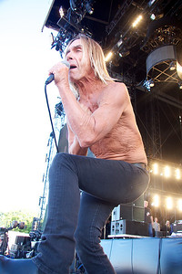 Iggy Pop @ Isle of Wight Festival 2011