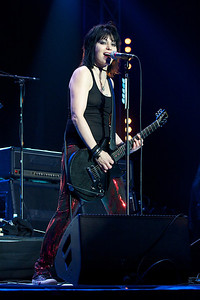 Joan Jett @ Isle of Wight Festival 2011