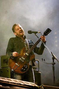 Kings of Leon @ Isle of Wight Festival 2011