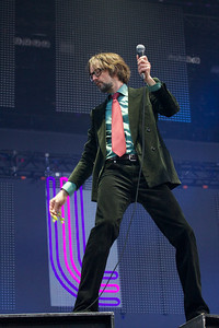 Pulp @ Isle of Wight Festival 2011