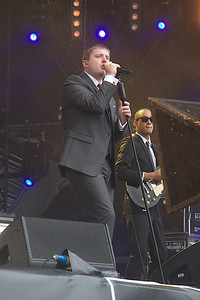 Plan B @ Isle of Wight Festival 2011