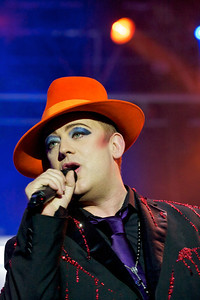 Boy George @ Isle of Wight Festival 2011