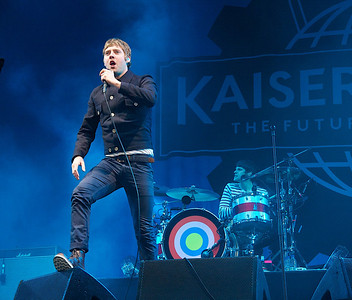 Kaiser Chiefs @ Isle of Wight Festival 2011