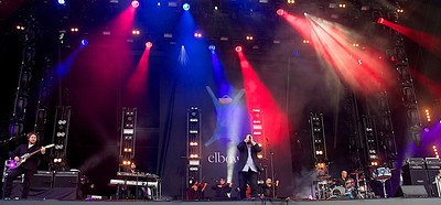 Elbow @ Isle of Wight Festival 2012