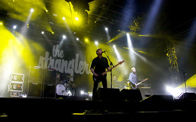 The Stranglers @ Isle of Wight Festival 2012