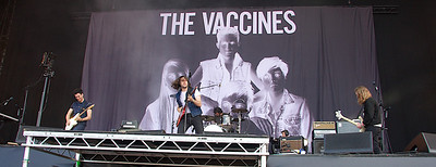 The Vaccines @ Isle of Wight Festival 2012