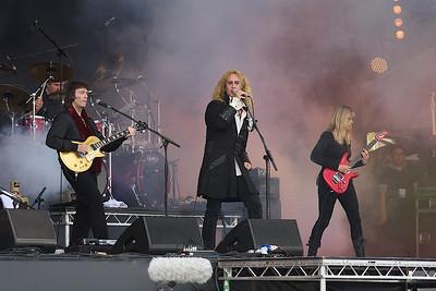 Steve Hackett @ Isle of Wight Festival 2012
