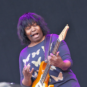 Joan Armatrading @ Isle of Wight Festival 2012