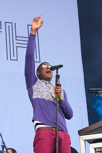 Labrinth @ Isle of Wight Festival 2012