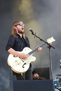 Band of Skulls @ Isle of Wight Festival 2012