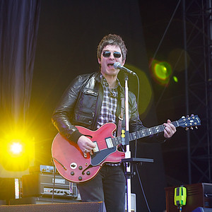 Noel Gallagher @ Isle of Wight Festival 2012