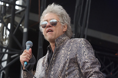 The Boomtown Rats @ Isle of Wight Festival 2013