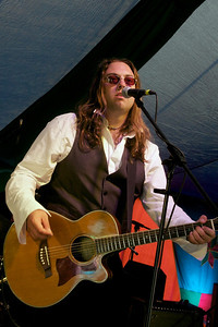 Doug Alldred @ Isle of Wight Festival 2013