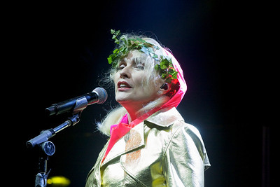 Blondie @ Isle of Wight Festival 2013
