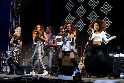 Little Mix @ Isle of Wight Festival 2013