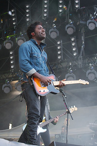 Bloc Party @ Isle of Wight Festival 2013