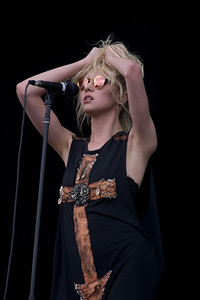 The Pretty Reckless @ Isle of Wight Festival 2014