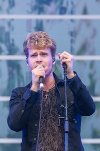 Kodaline at Isle of Wight Festival 2015