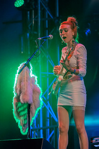 JJ Rosa at Isle of Wight Festival 2015