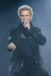 Billy Idol at Isle of Wight Festival 2015