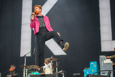 Kaiser Chiefs at  Isle of Wight Festival 2017