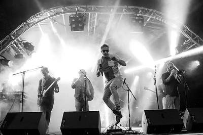 Dub Pistols at Isle of Wight Festival 2017