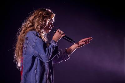 Zara Larsson at Isle of Wight Festival 2017
