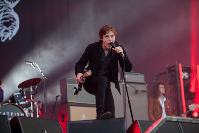 Catfish and the Bottlemen at Isle of Wight Festival 2017