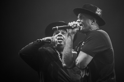 Run DMC at Isle of Wight Festival 2017