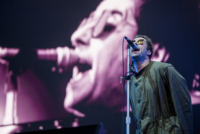 Liam Gallagher at Isle of Wight Festival 2018