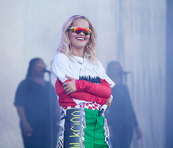 Rita Ora at Isle of Wight Festival 2018