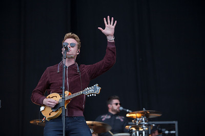 Kodaline at Isle of Wight Festival 2018