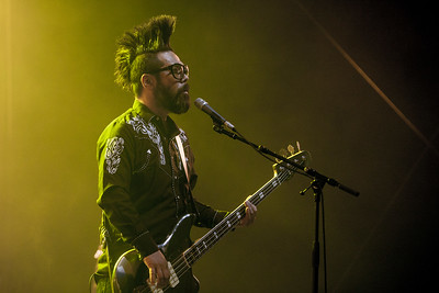Feeder at Isle of Wight Festival 2018