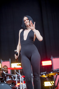Jessie J at Isle of Wight Festival 2018