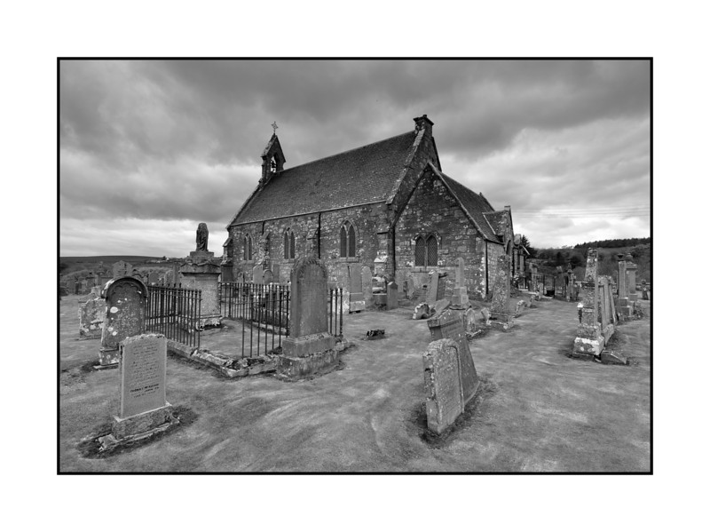 Kilmory church.