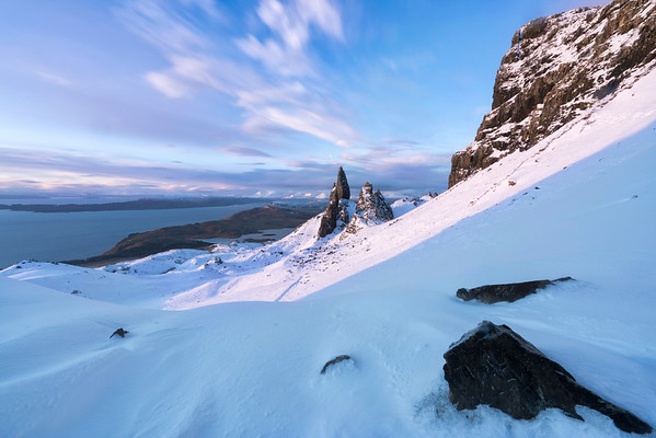 The Old Man of Storr - Isle of Skye