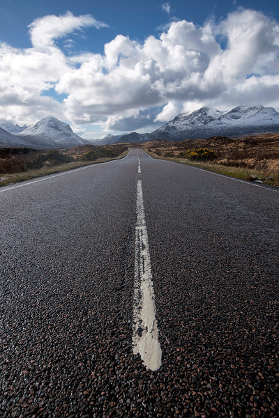 The Road - Isle of Skye