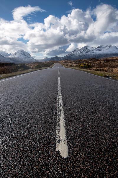 The Road - Isle of Skye