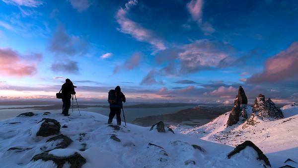 The Old Man of Storr - Isle of Skye