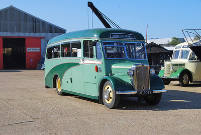 John Woodhams' 1937 Bedford WTB
