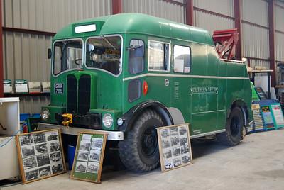 AEC Matador recovery lorry