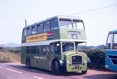 Southern Vectis 1970s