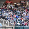 Home opening day of the Isotopes' 2017 baseball season game against the Salt Lake City Bees Thursday, April 6, 2017 at Isotopes Park, Albuquerque. Clyde Mueller/The New Mexican