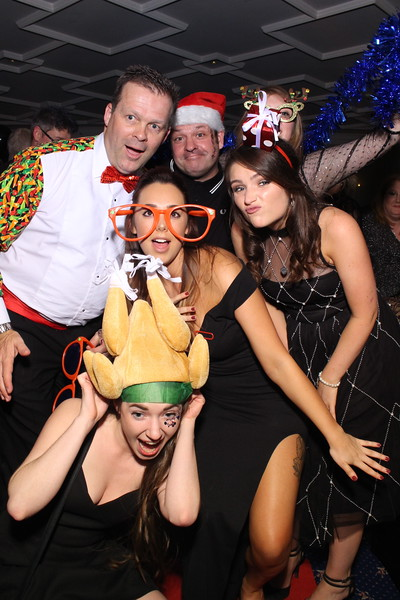 Isotrak Christmas Party