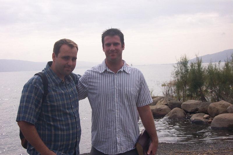 Seven Springs - Sea of Galilee